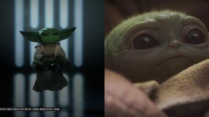 Star Wars Battlefront 2 Baby Yoda Mod