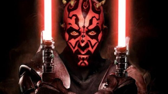 Star Wars Darth Maul TV Series Movie