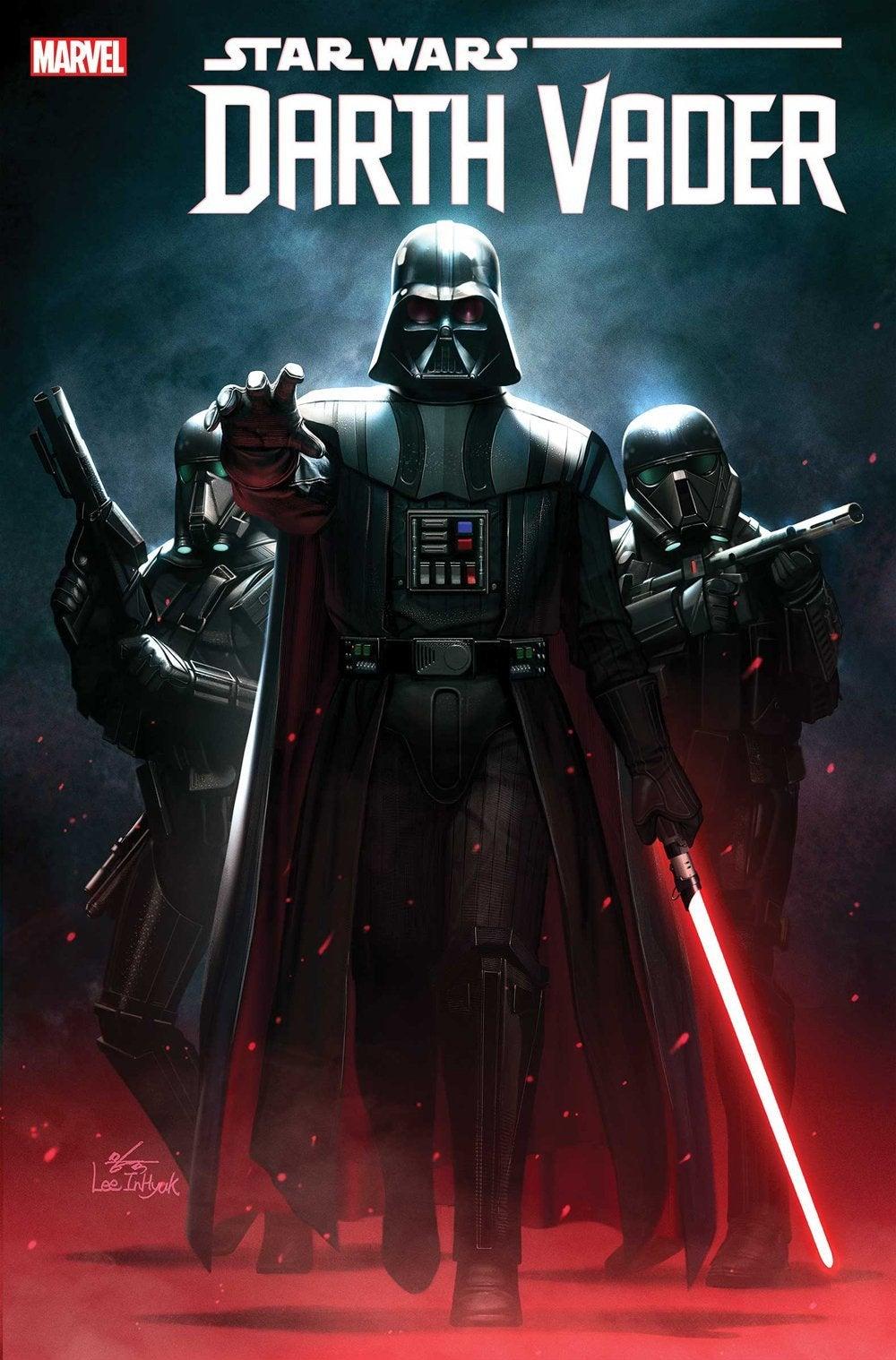 star wars darth vader series 2020