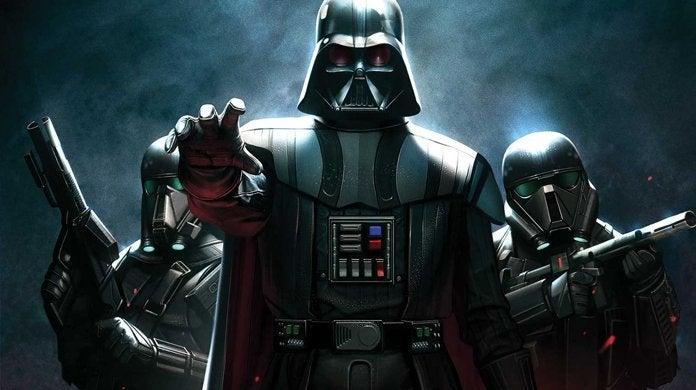 star wars darth vader series 2020 header
