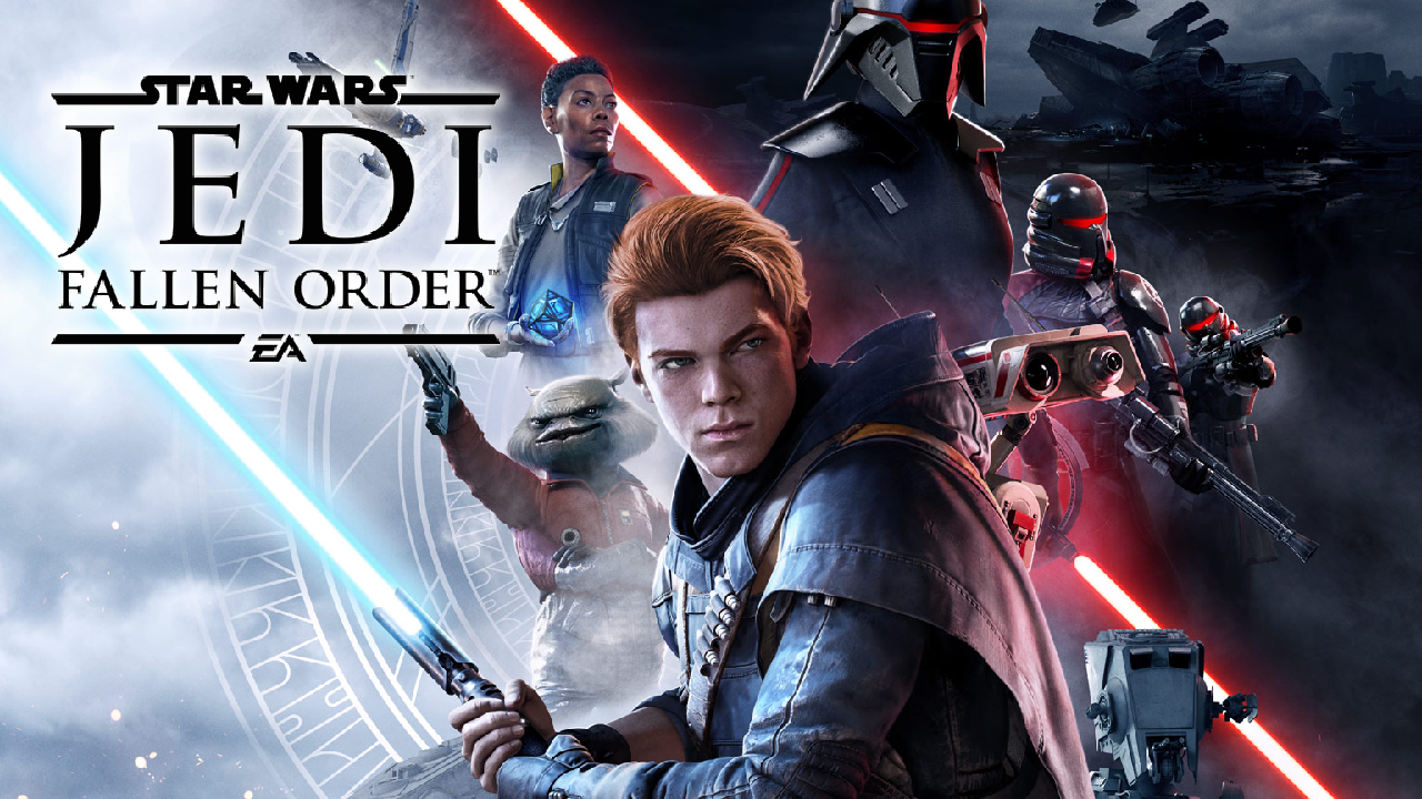 Star Wars Jedi: Fallen Order Game Review screen capture