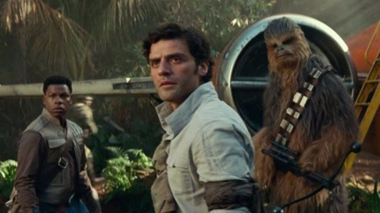 Star Wars: Chewbacca Actor Joonas Suotamo Shares Epic Selfie with The Rise of Skywalker Cast