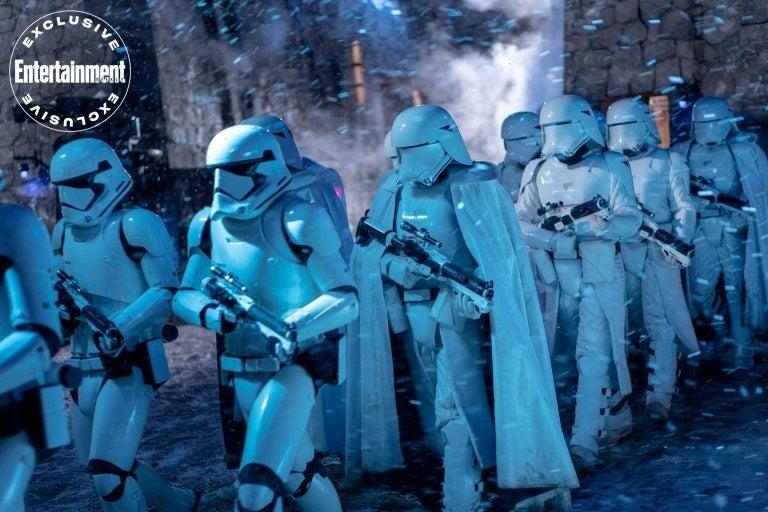 star wars ascensão de skywalker stormtroopers