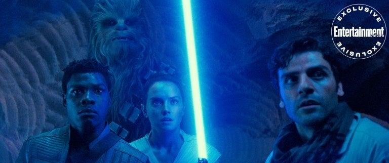 star wars ascensão do trio skywalker