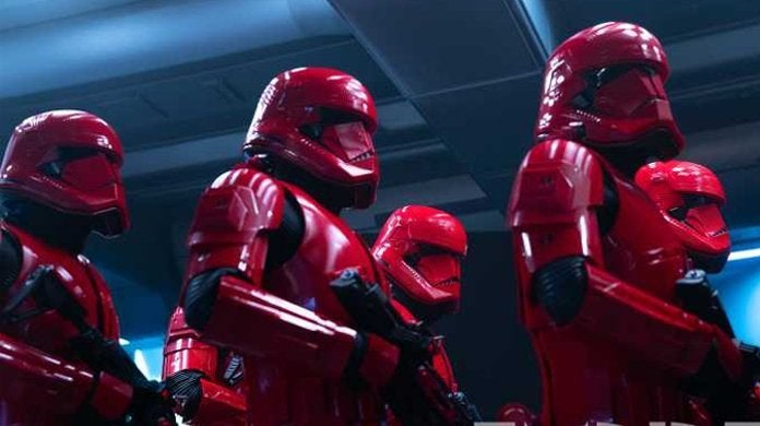 Star Wars Sith Troopers