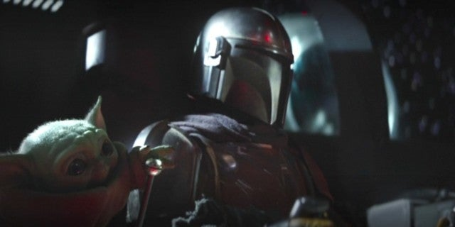 Star Wars: The Mandalorian's Virtual Production Supervisor Explains How They Filmed Space Fights