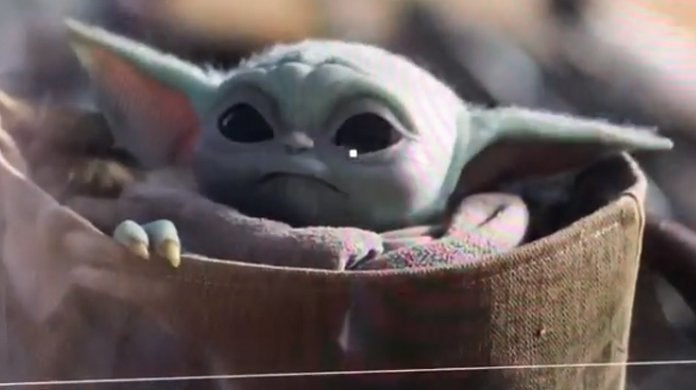 star wars the mandalorian baby yoda puppet behind the scenes
