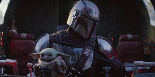 Star Wars The Mandalorian Chapter 4 Baby Yoda Scenes Fan Reactions