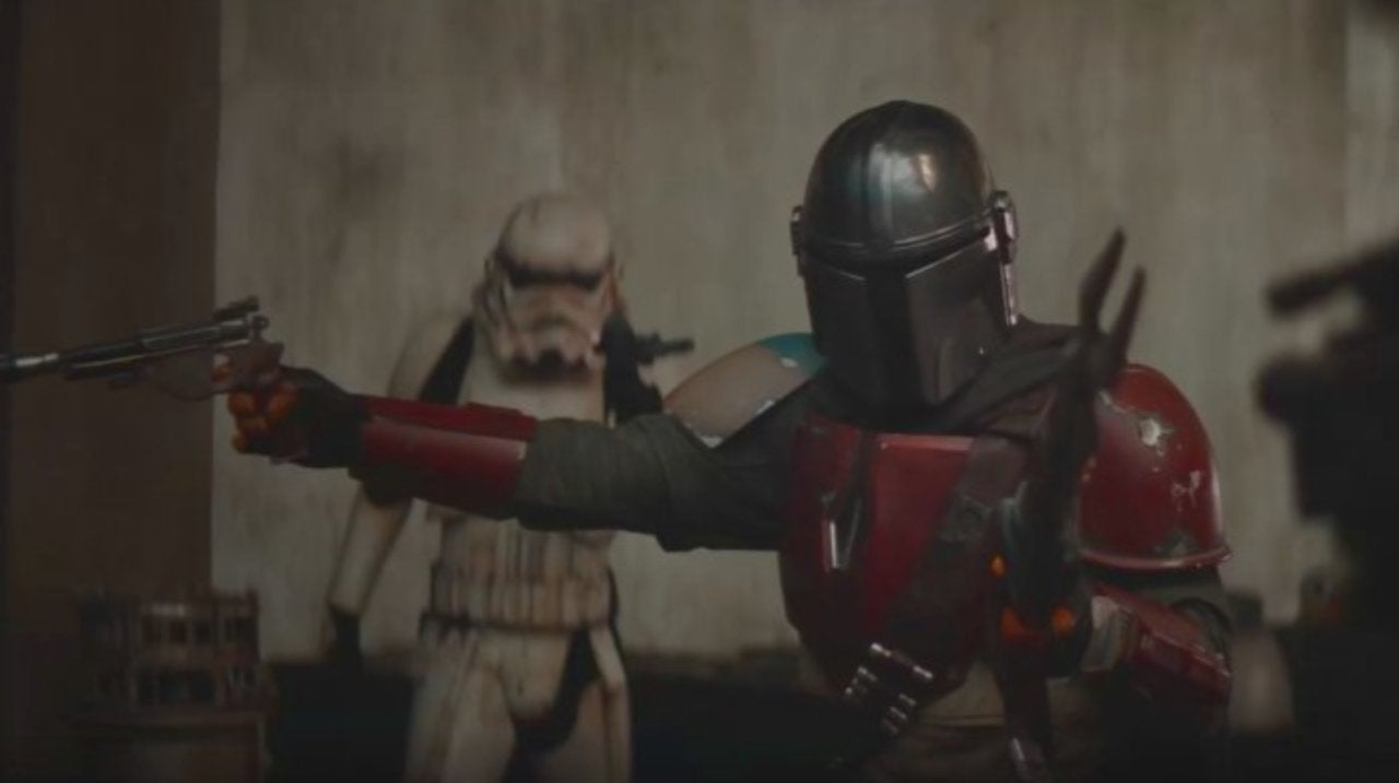 Star Wars The Mandalorian Episode 3 Easter Eggs And References You Might Have Missed