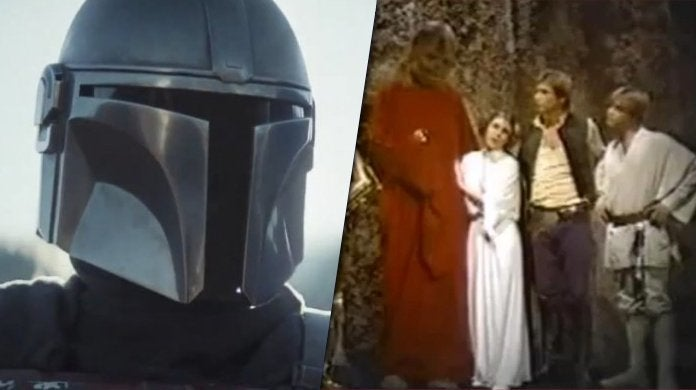star wars the mandalorian life day