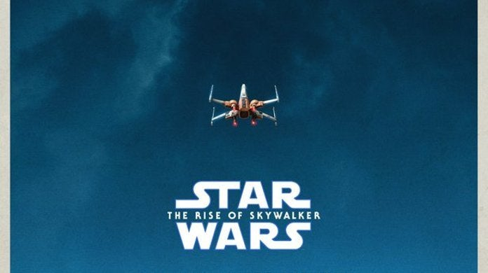 Star Wars The Rise of Skyalkwer Dolby Cinema Poster