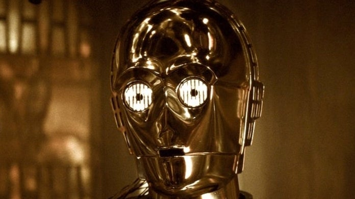 Star Wars The Rise of Skywalker C-3PO