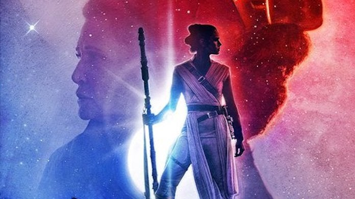Star Wars The Rise of Skywalker IMAX Poster