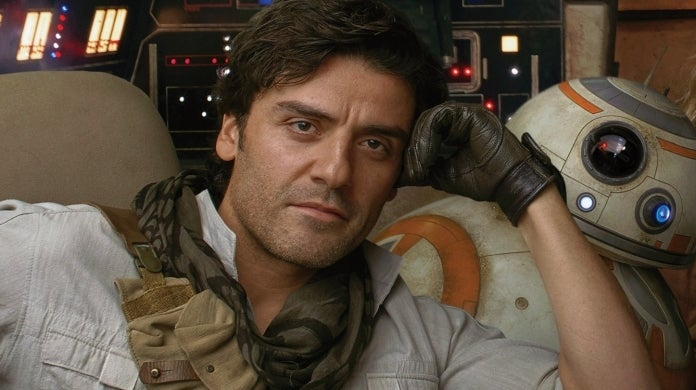 Star Wars The Rise of Skywalker Poe Oscar Isaac