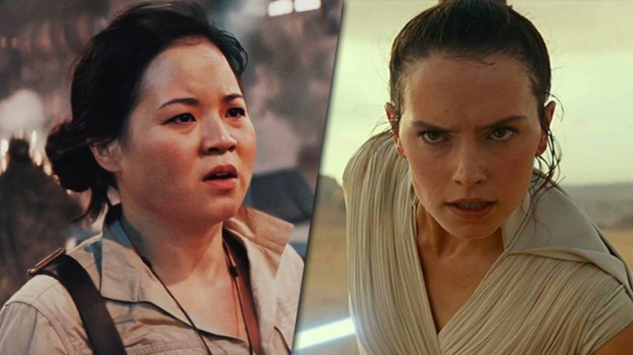 Star Wars: Kelly Marie Tran Details How Rose and Rey Have the Same Objectives in The Rise of Skywalker