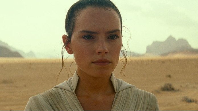 Star Wras Rey Rise of Skywalker