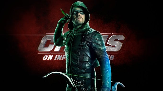 Stephen Amell Reveals Arrowverse Crisis on Infinite Earths Title Sequence