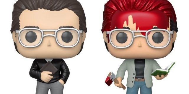 Stephen King Funko Pop Figures Are Finally Here