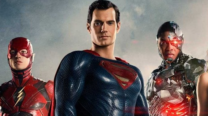 Supemran Henry Cavill Justice League