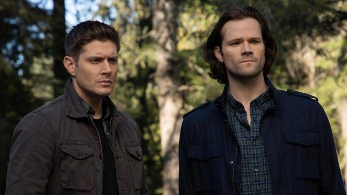 Supernatural Jensen Ackles Jared Padalecki