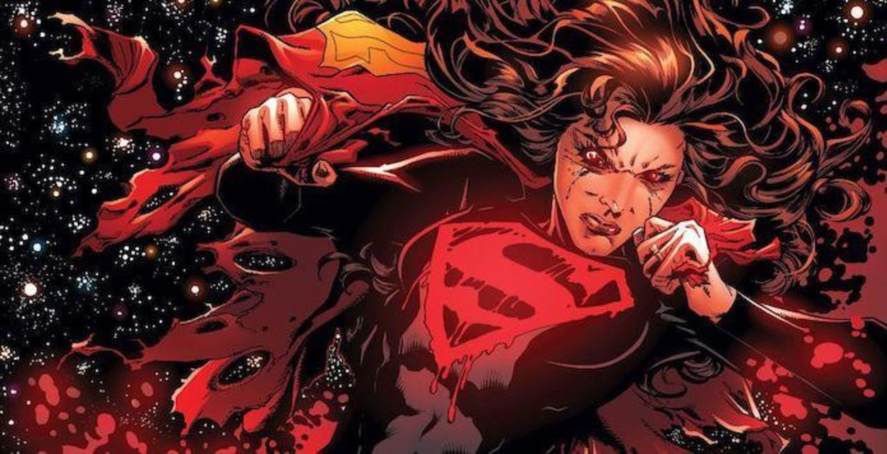 Jeff Loveness and Brad Walker Talk Tales From the Dark Multiverse: The Death of Superman