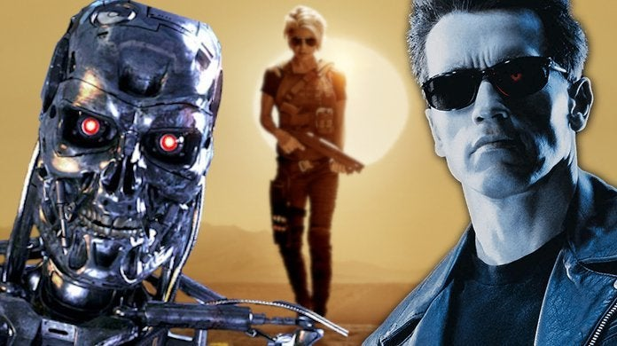Terminator 6 Dark Fate John Connor Death Scene T2 New Ending