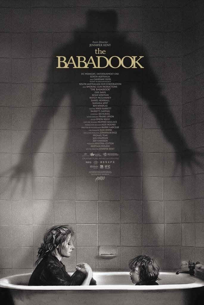 the babadook poster mondo 2