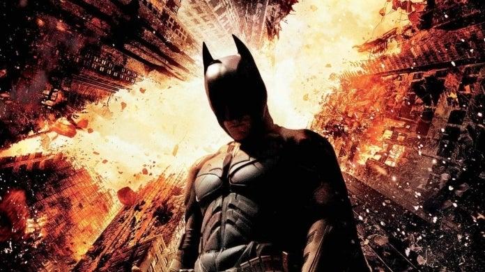 The Dark Knight Rises Christian Bale Batman