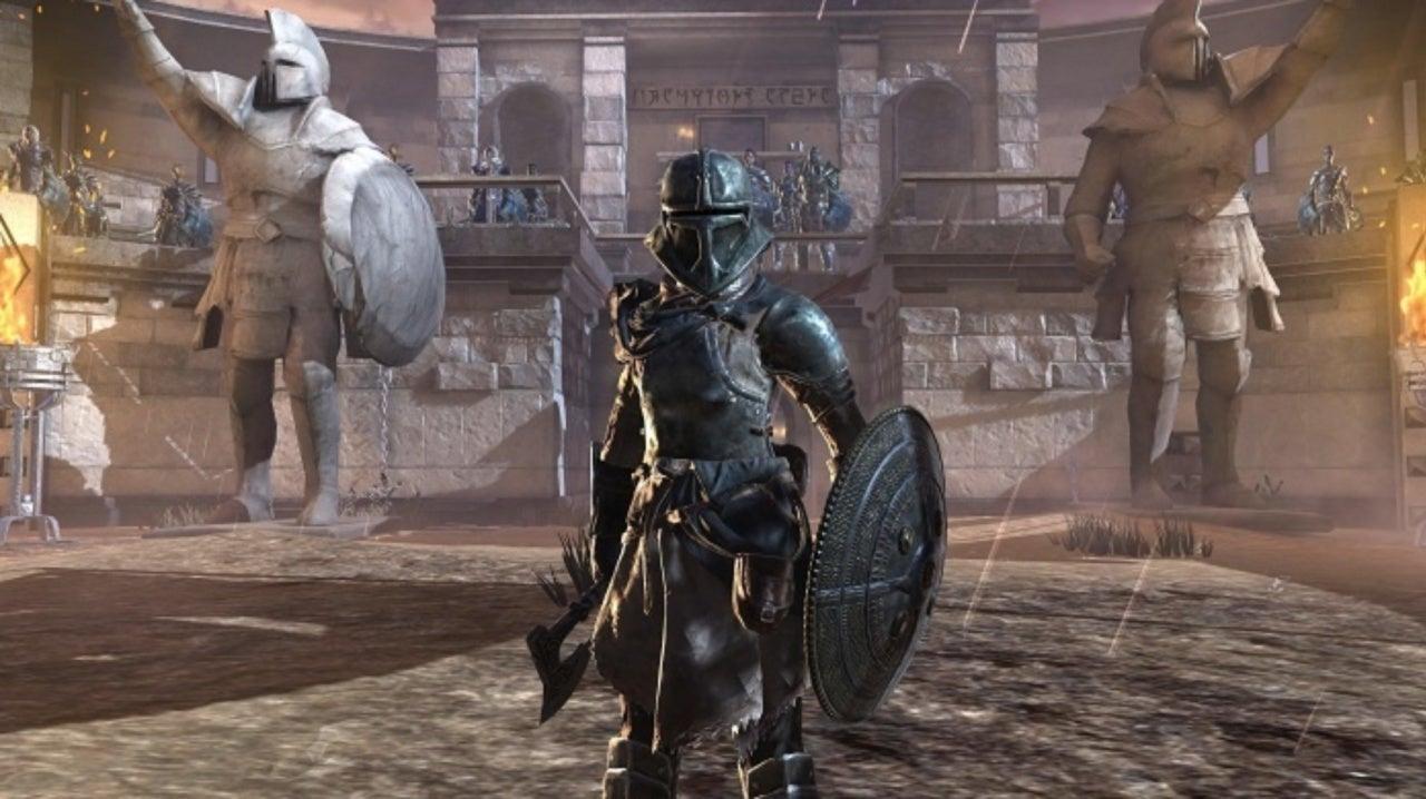 The Elder Scrolls : Blades