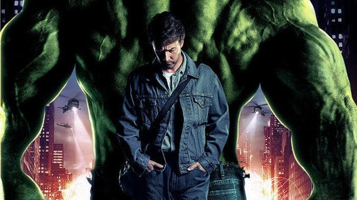 The Incredible Hulk Edward Norton Bruce Banner