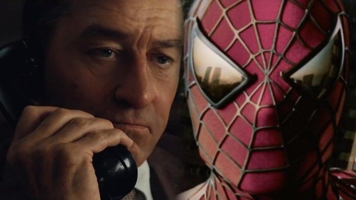 The Irishman Martin Scorsese Spider-Man Bruce Campbell