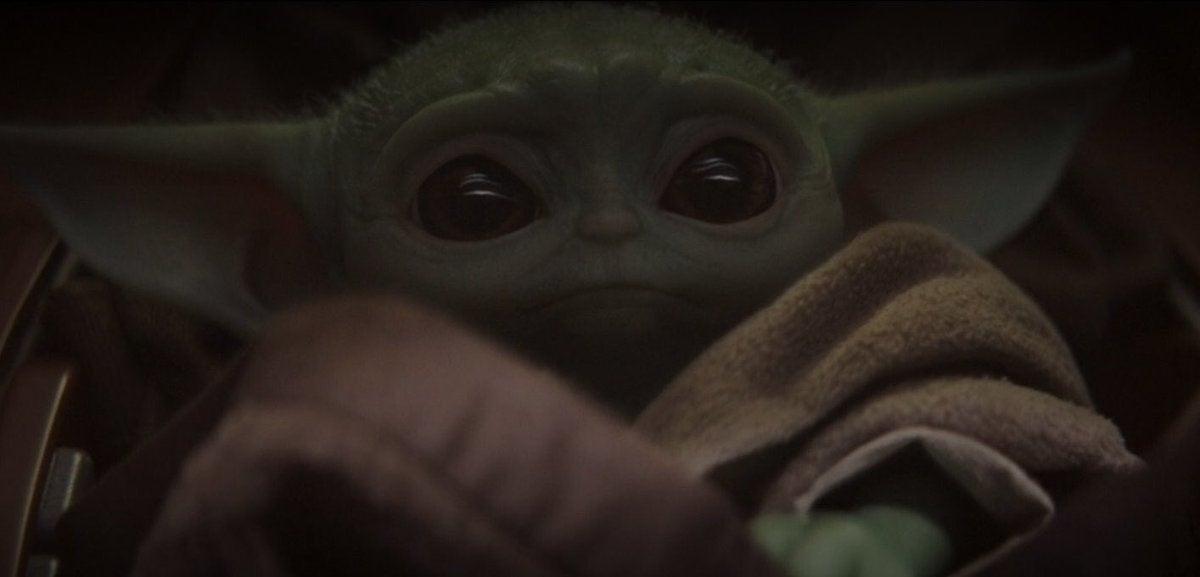 baby yoda - photo #12