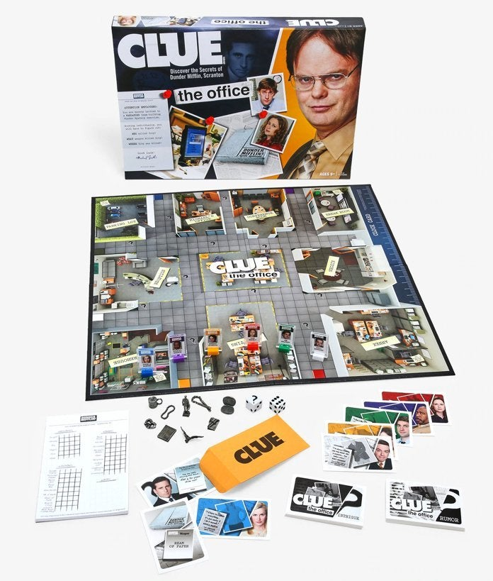the-office-clue