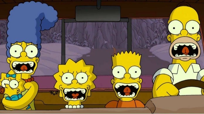 The Simpsons Ending Reactions