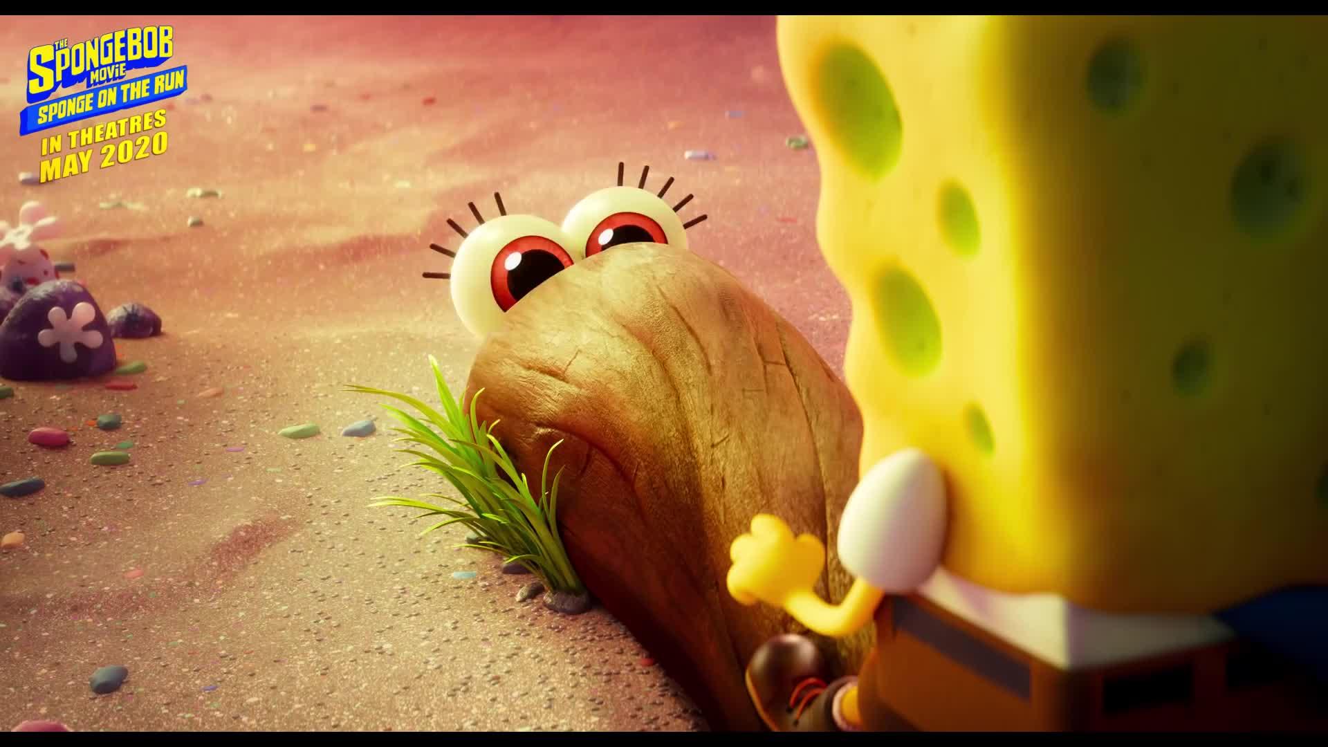 The SpongeBob Movie: Sponge on the Run - Official Trailer #1 [HD] screen capture