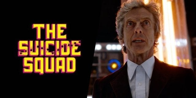 """Peter Capaldi Confirmed to Have """"Big Role"""" in The Suicide Squad"""