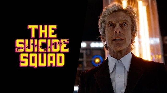 The Suicide Squad Peter Capaldi