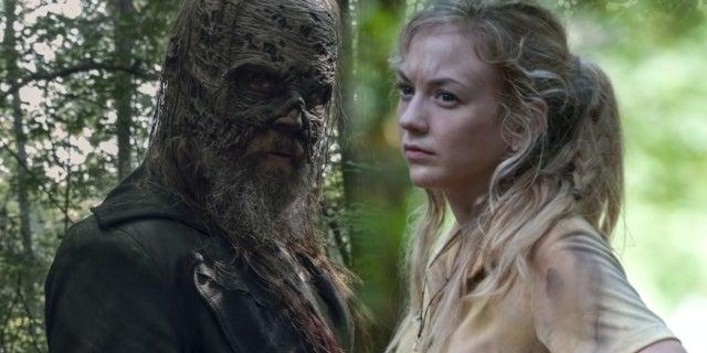 The Walking Dead 1005 Emily Kinney Beta Ryan Hurst comicbookcom
