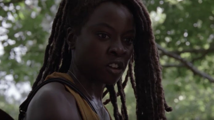 The Walking Dead 1008 Michonne