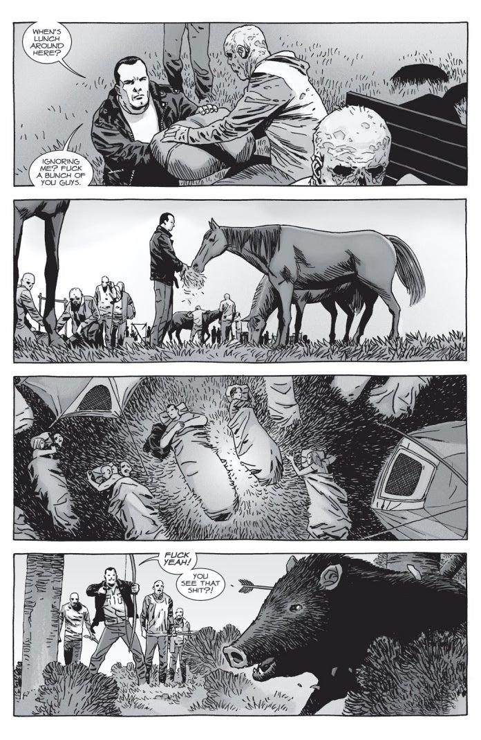 The Walking Dead 156