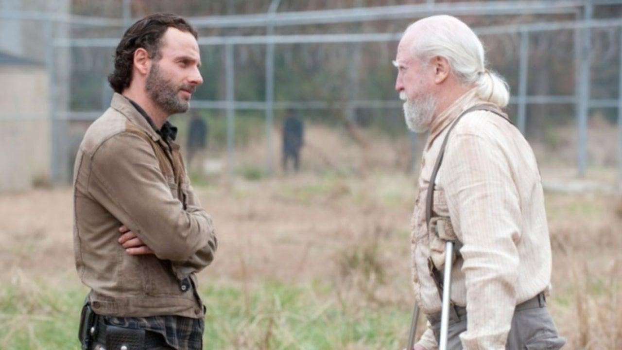 The Walking Dead's Norman Reedus Still Owns Andrew Lincoln's Beard and Scott Wilson's Hair