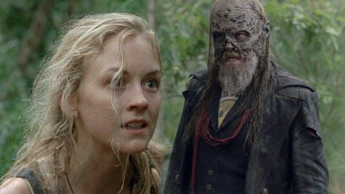 The Walking Dead Beth Beta Emily Kinney Ryan Hurst comicbookcom