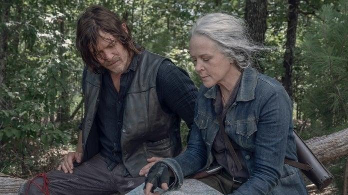The Walking Dead Carol Daryl 1006 Bonds