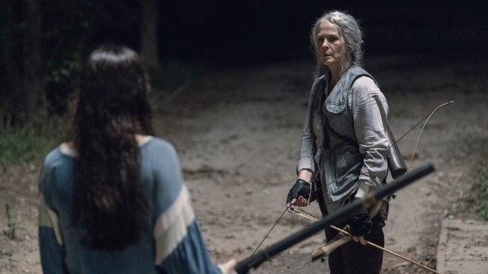 The Walking Dead Carol Lydia 1007