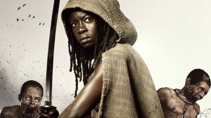 The Walking Dead Danai Gurira Michonne Season 3