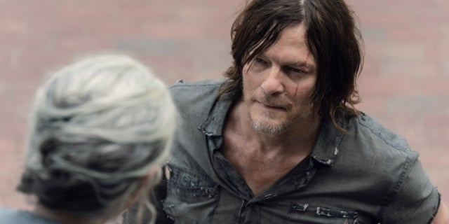 The Walking Dead Set Up a Major Falling-Out Between Daryl and Carol - Comicbook.com