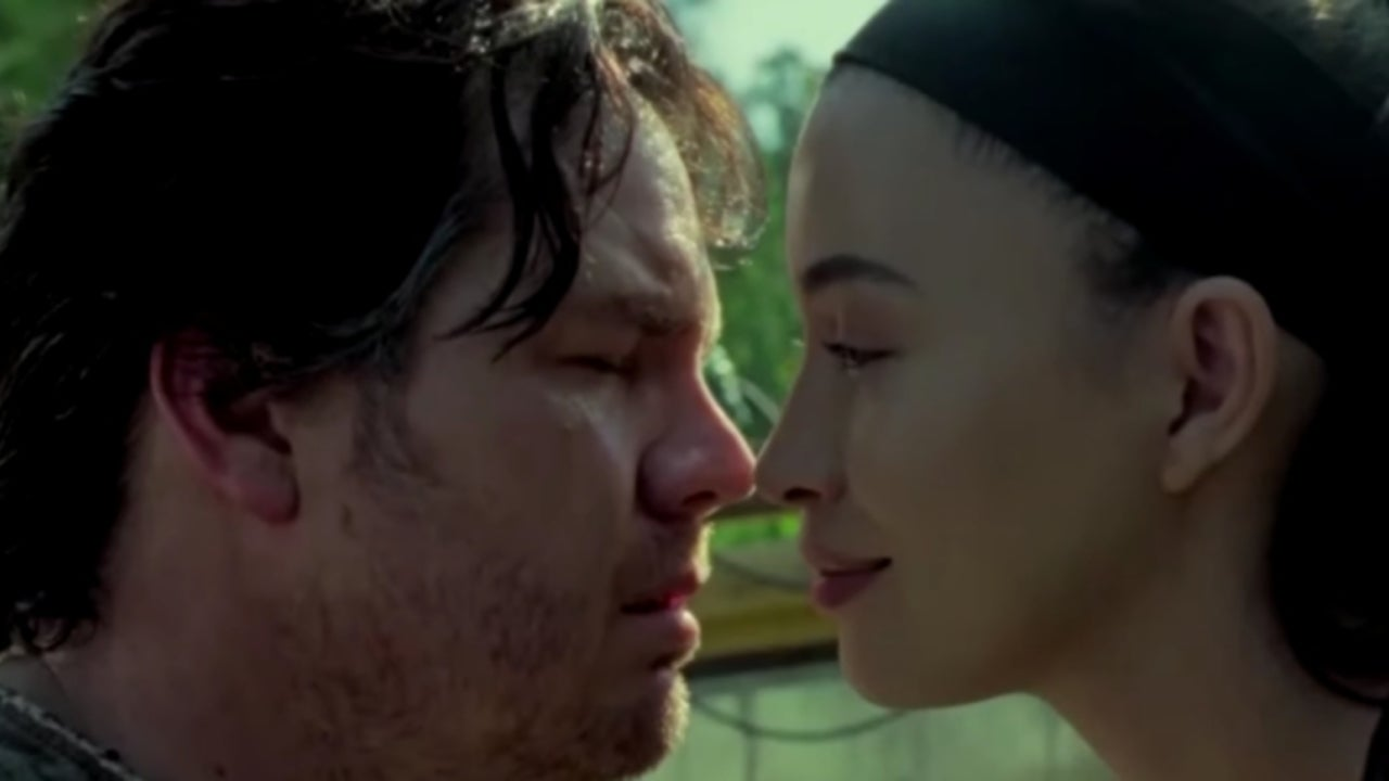 The Walking Dead Teases A Rosita And Eugene Kiss In Season 10b