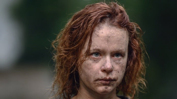 The Walking Dead Gamma Thora Birch