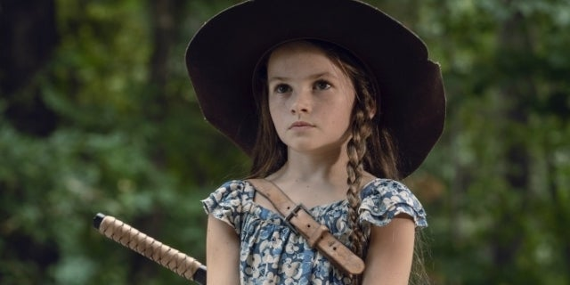 """The Walking Dead Star Says There's """"A Lot of Viability"""" to Immune Judith Grimes Theories - Comicbook.com"""