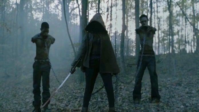 The Walking Dead Michonne Season 2